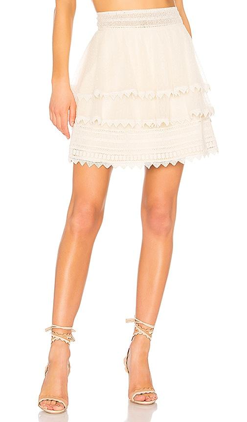 House of Harlow 1960 x REVOLVE Paavo Skirt in Cream