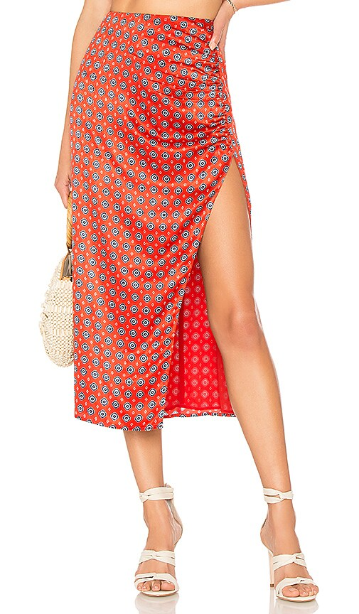 House of Harlow 1960 x REVOLVE Elin Skirt in Red