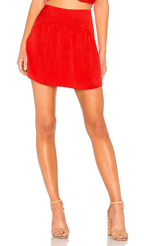 x REVOLVE Nanda Skirt