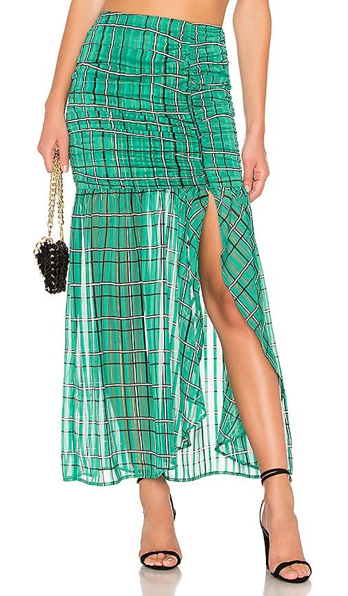 x REVOLVE Marshall Skirt
