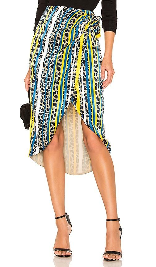x REVOLVE Bobbi Midi Skirt