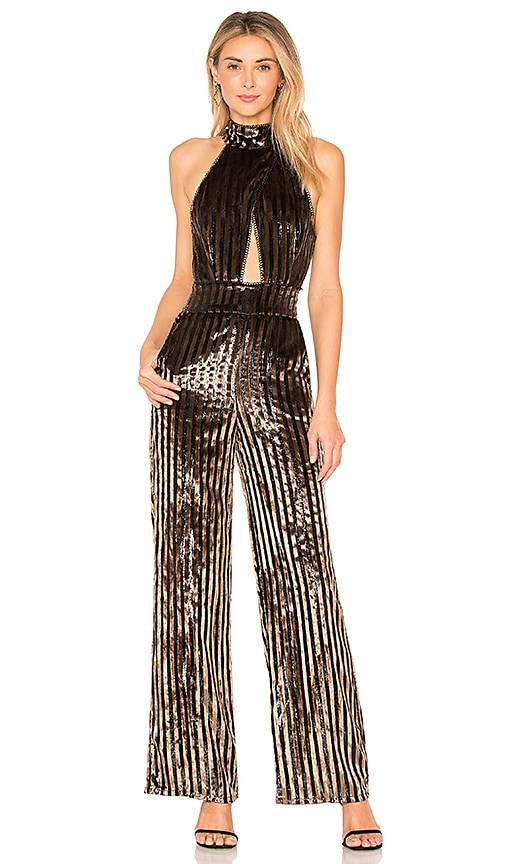 x REVOLVE Karen Jumpsuit in Metallic Bronze. - size XS (also in XXS) House Of Harlow Cheap Sale Many Kinds Of Buy Cheap Cheapest Price Discount New For Cheap Outlet Store 8VJfo73VS