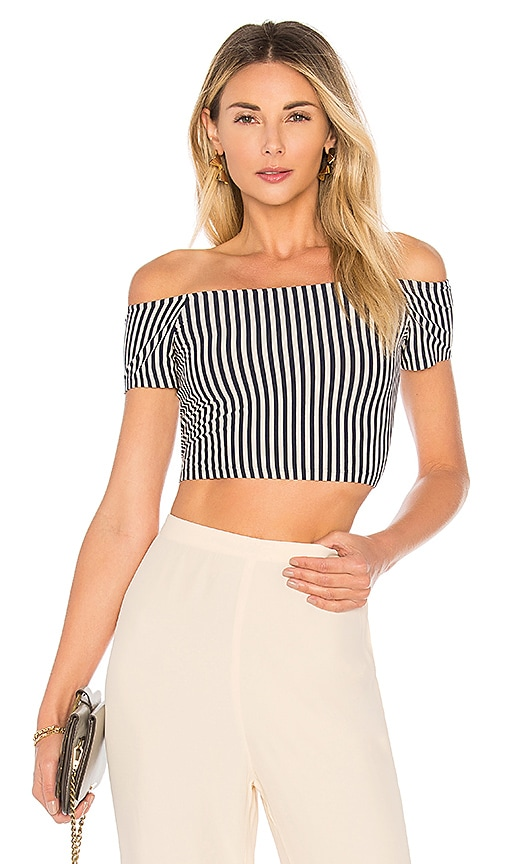 House of Harlow 1960 x REVOLVE Lola Crop in Blue