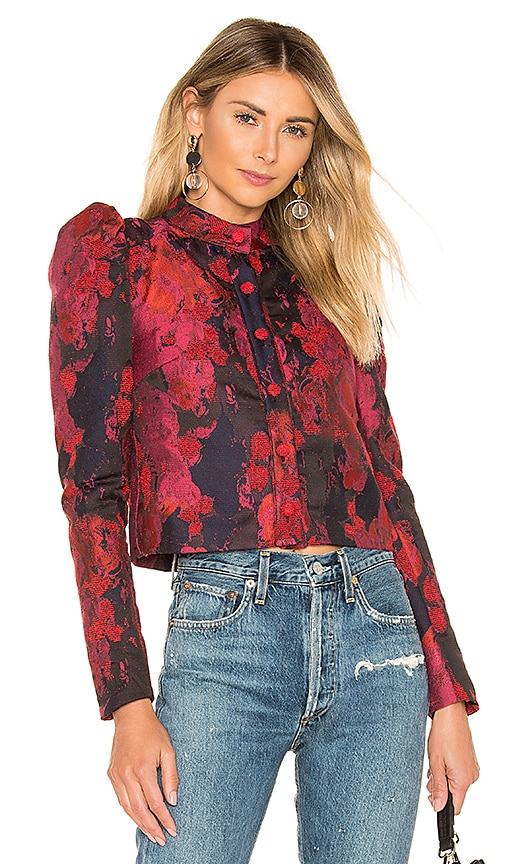 X Revolve Silvio Top by House Of Harlow 1960