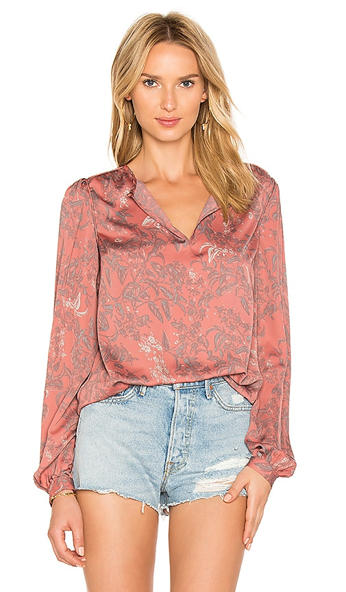 House of Harlow 1960 x REVOLVE Seymore Blouse in Pink
