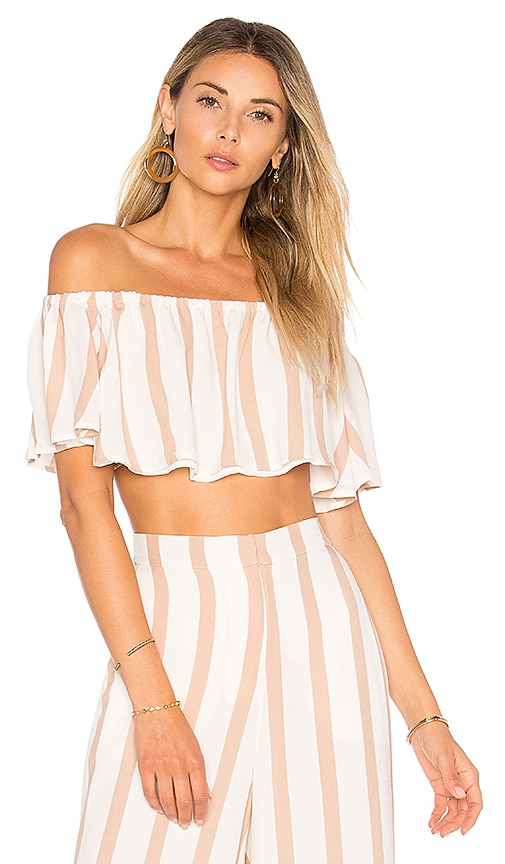 X REVOLVE Bree Crop Top