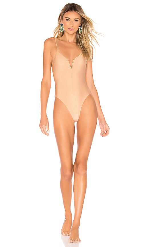 X REVOLVE Goldie One Piece