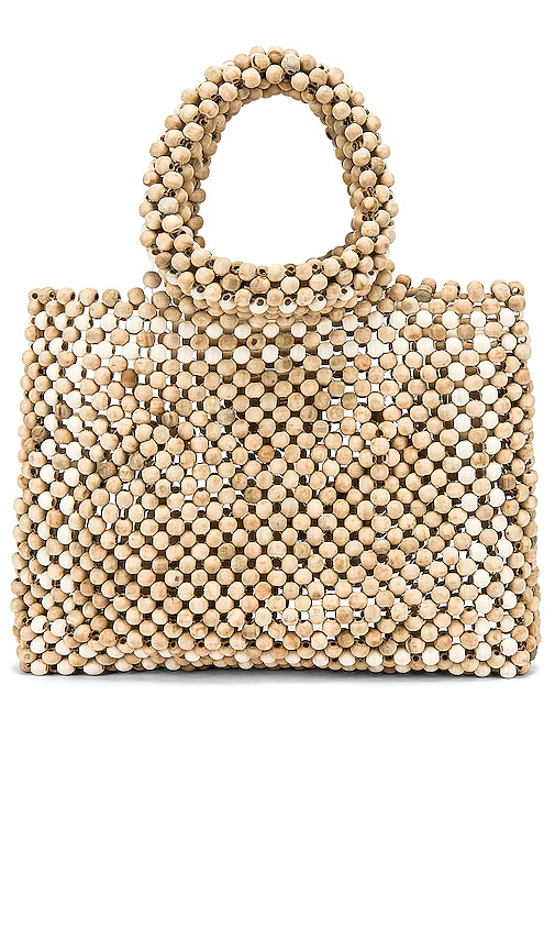 X REVOLVE Rhodes Beaded Purse
