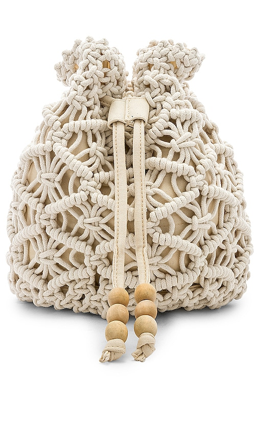 x REVOLVE Maison Mini Backpack