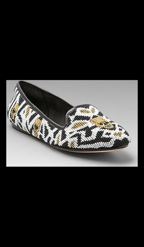 House of Harlow Zenith Beaded Flat