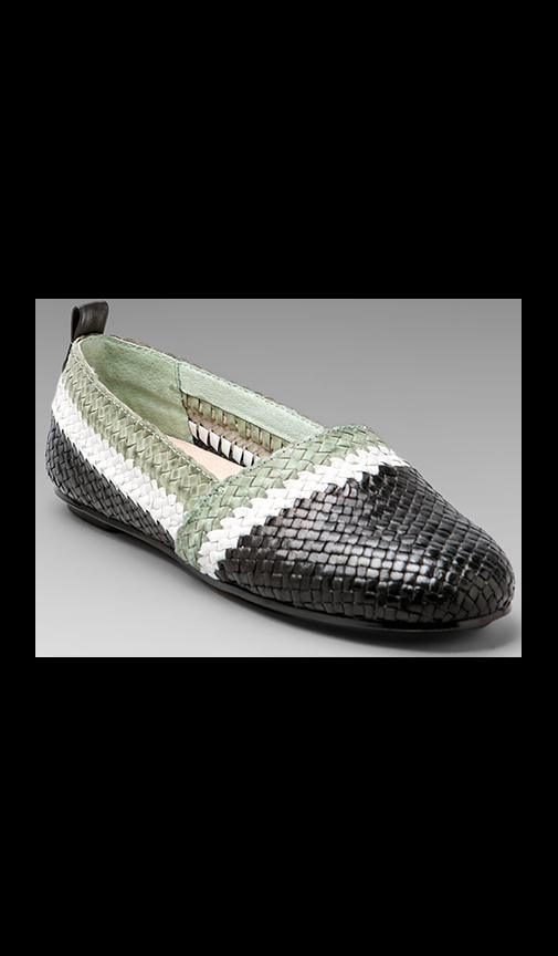 House of Harlow Woven Kye Flat