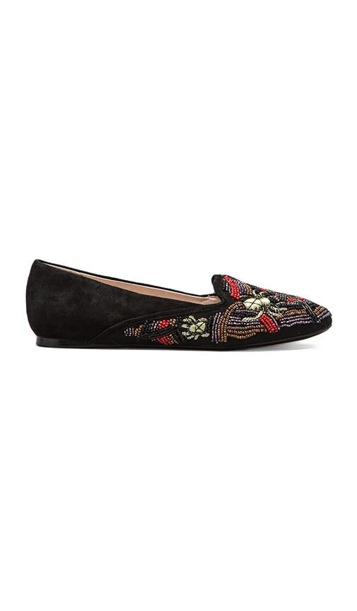 House of Harlow Zia Embellished Flat