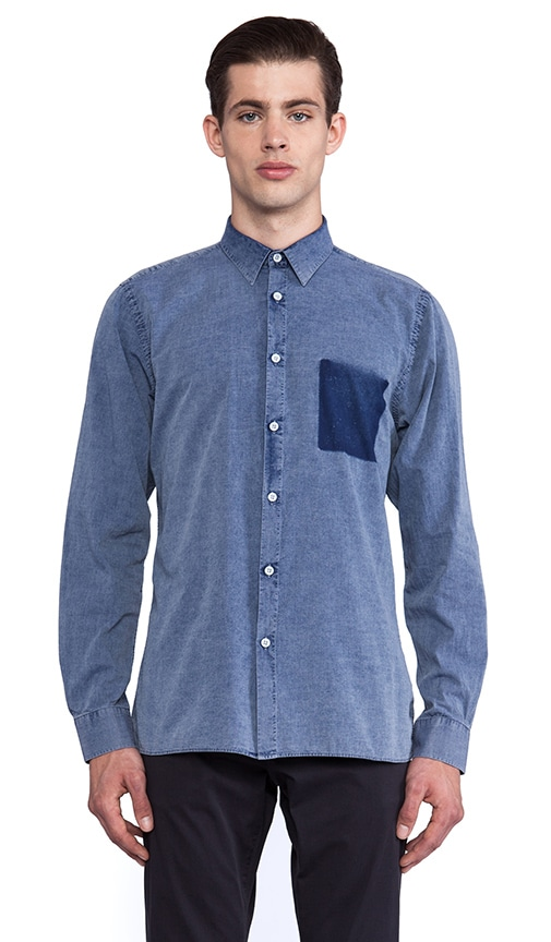Kagan Stitch Shirt