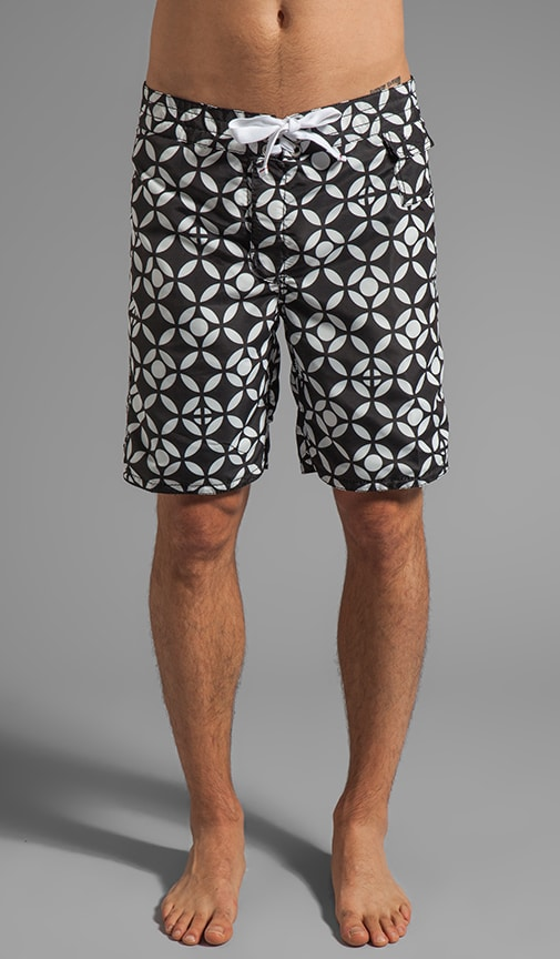 Poolside Reversible Board Shorts