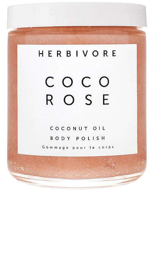 COCO ROSE BODY POLISH Herbivore Botanicals