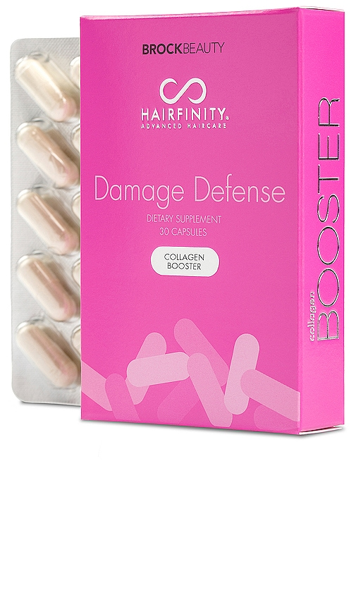 HAIRFINITY Damage Defense Booster in Beauty: Na