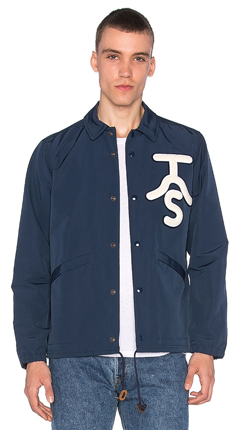 The Hill-Side Ueno Jacket in Navy