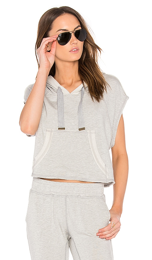 Haute Body Rocky Pullover in Gray