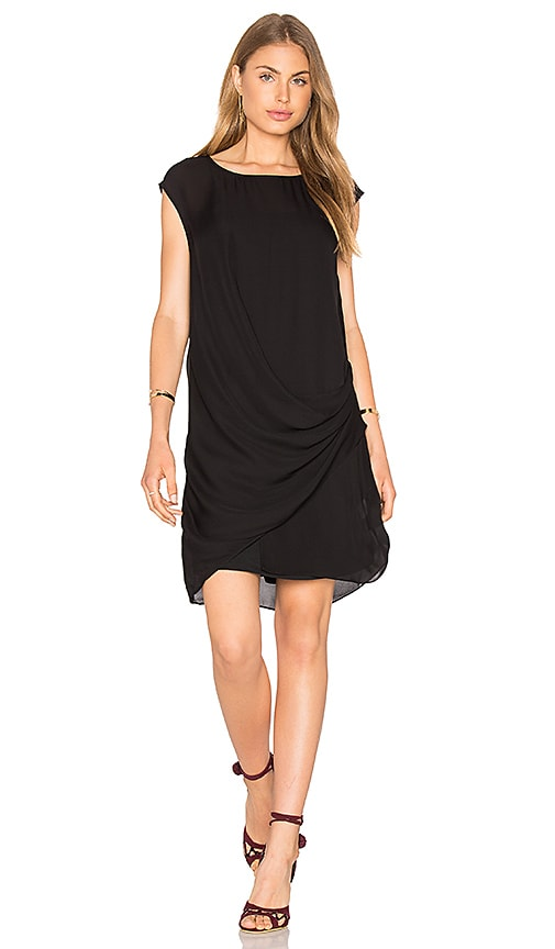 Silk Asymmetric Dress