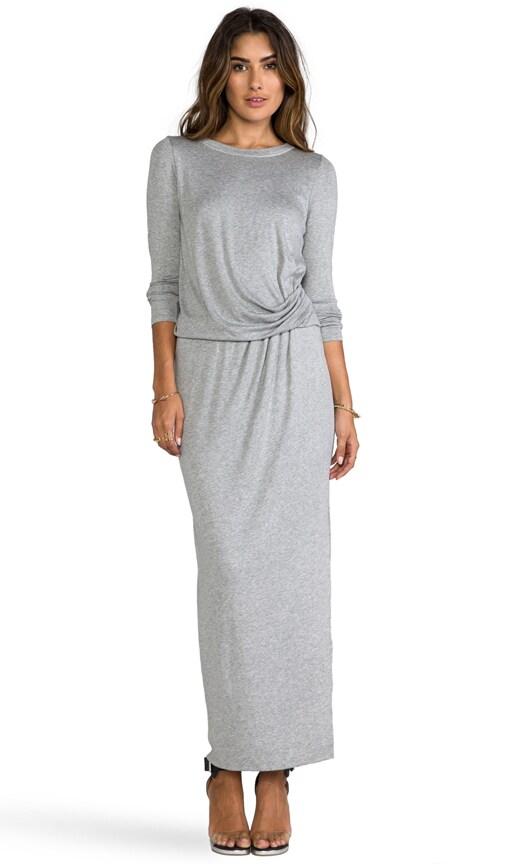 Tuck Maxi Dress