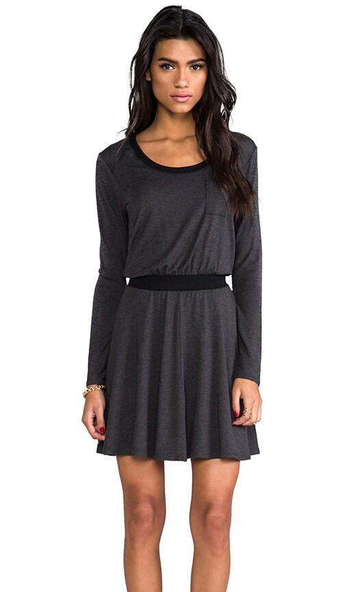 Flounce Mini Dress