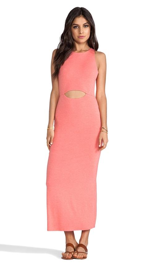 Peekaboo Maxi Dress