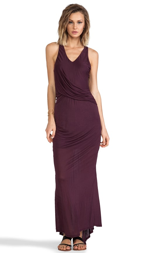 Fishtail Maxi Dress