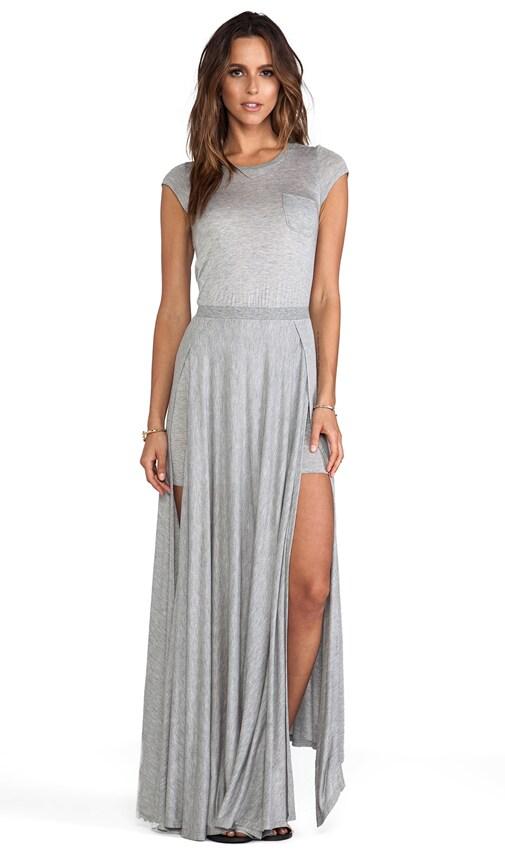 Cross Back Maxi Dress