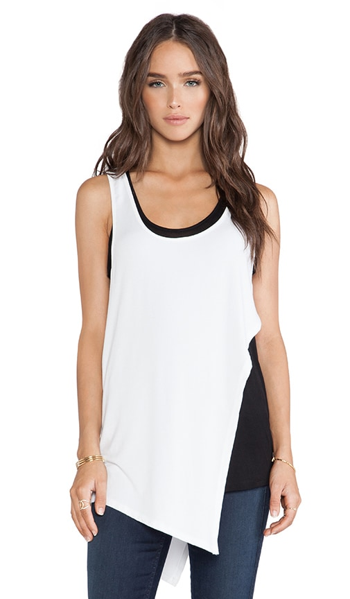 Double Layer Cut Out Tank