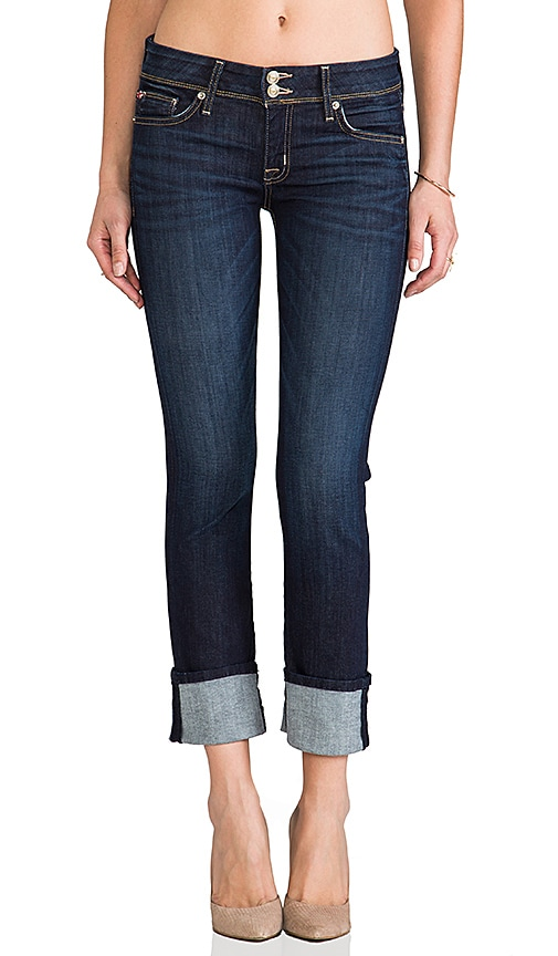 Ginny Cropped Denim