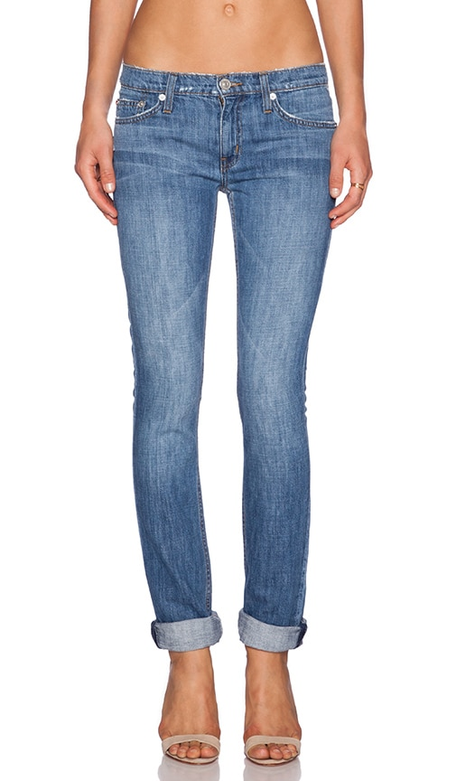 Hudson Jeans Skylar Relax Slim Straight in Angeleno