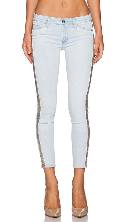 Hudson Jeans УКОРОЧЕННЫЕ ДЖИНСЫ LUNA в цвете Locals  2d1df060815da