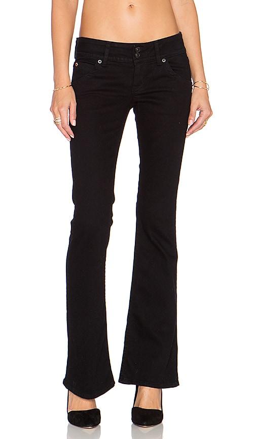 Hudson Jeans Signature Bootcut in Black Indigo