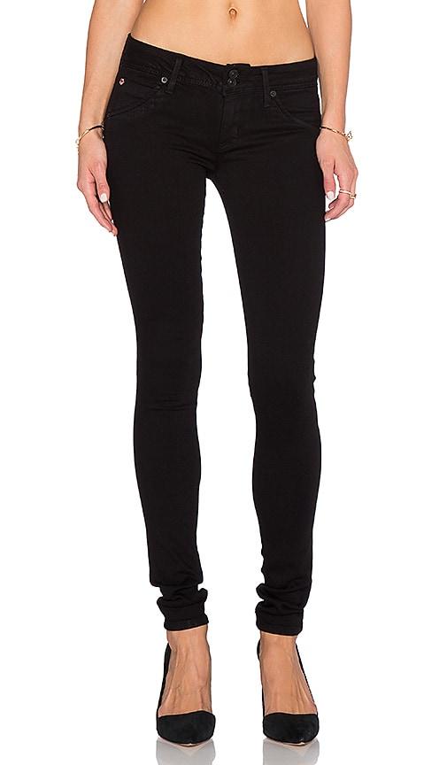 Hudson Jeans Collin Skinny in Black