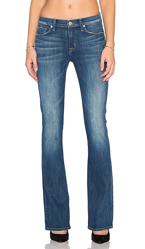 Hudson Jeans Love Mid Rise Bootcut in Supervixen