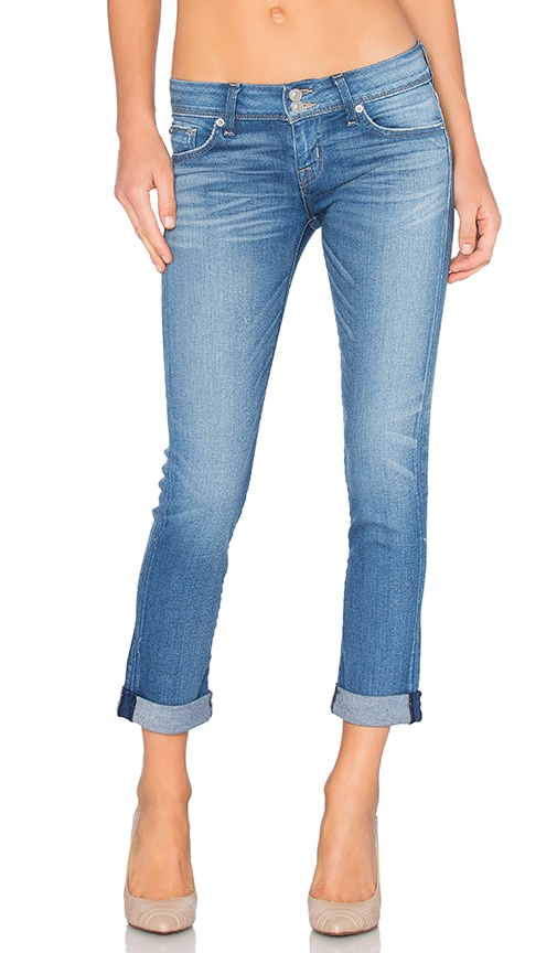 Hudson Jeans Ginny Straight Ankle in Sunbelt