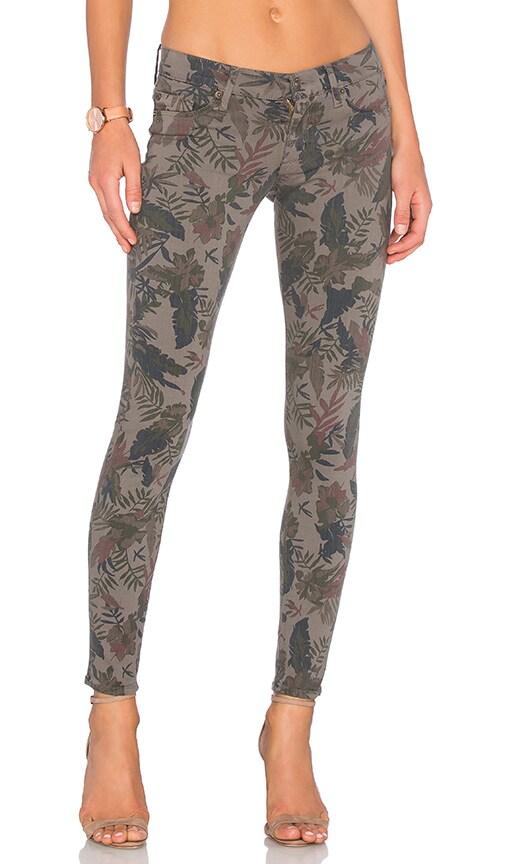 Hudson Jeans Krista Super Skinny in Bramble