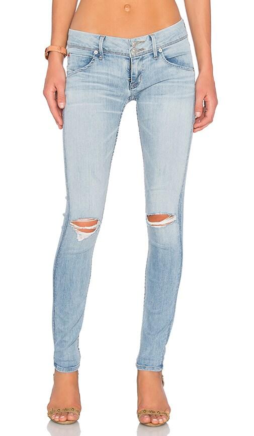 Hudson Jeans Collin Skinny in Geyser