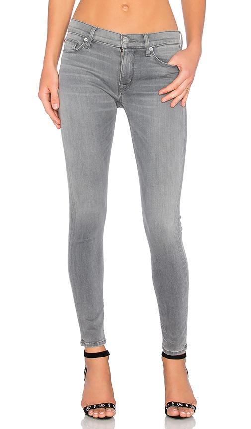 Hudson Jeans Nico Mid Rise Super Skinny in Spark Plug
