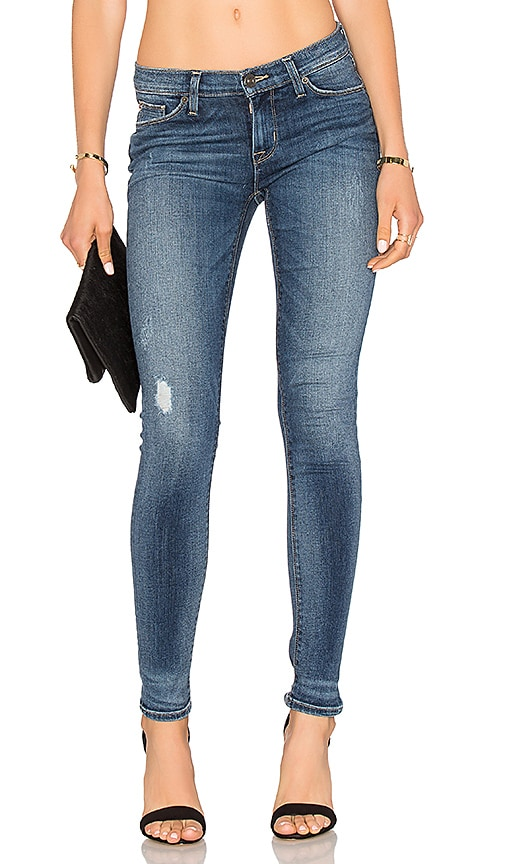 Hudson Jeans Krista Super Skinny in Fierce
