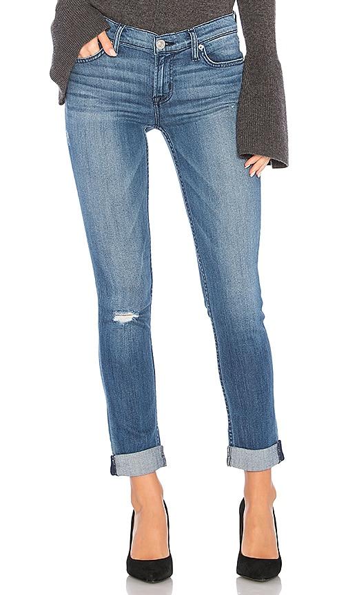 Hudson Jeans Womens Tally Crop Skinny Jean