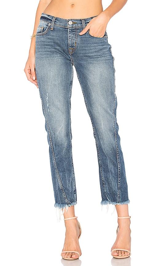 Hudson Jeans Rival Seamed Straight Jean in Uproar