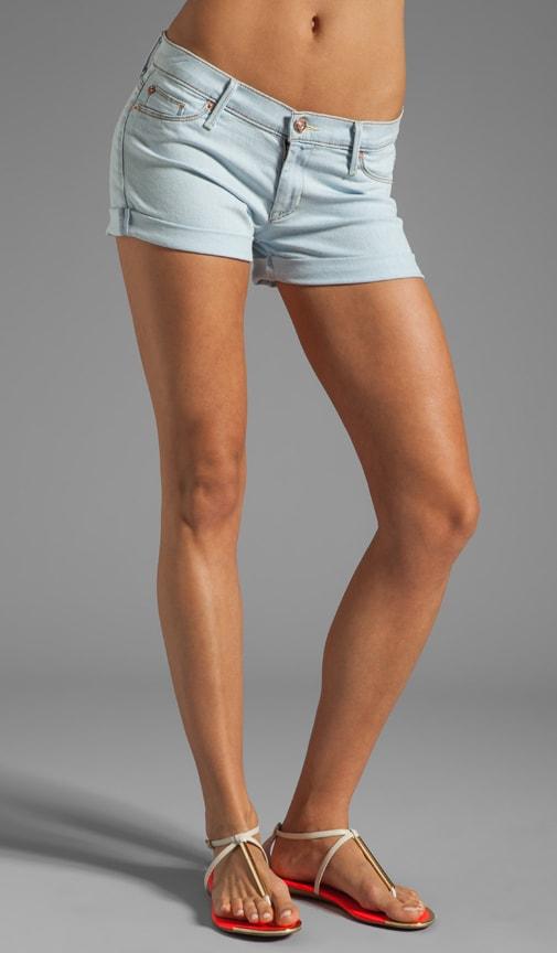 Liza Double Cuff Short