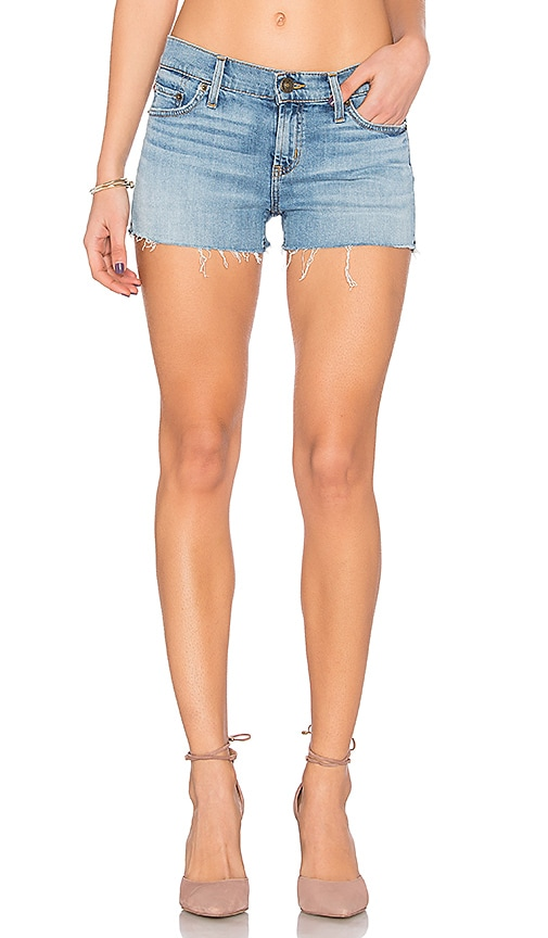 Hudson Jeans Kenzie Cut Off Short in Defy