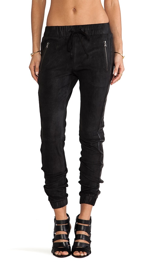 Katie Crop Sweatpant