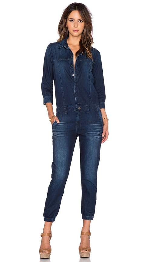 aa4a90d7c3c Hudson Jeans Ryder Jumpsuit in Miro