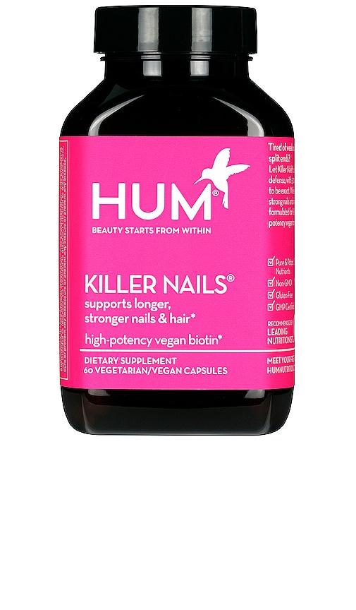 Killer Nails Biotin Supplement