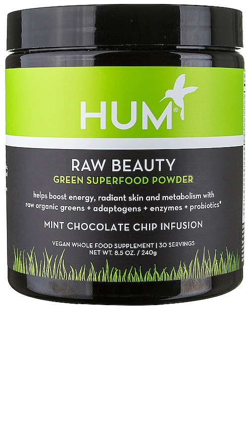 Mint Chocolate Skin & Energy Superfood Powder