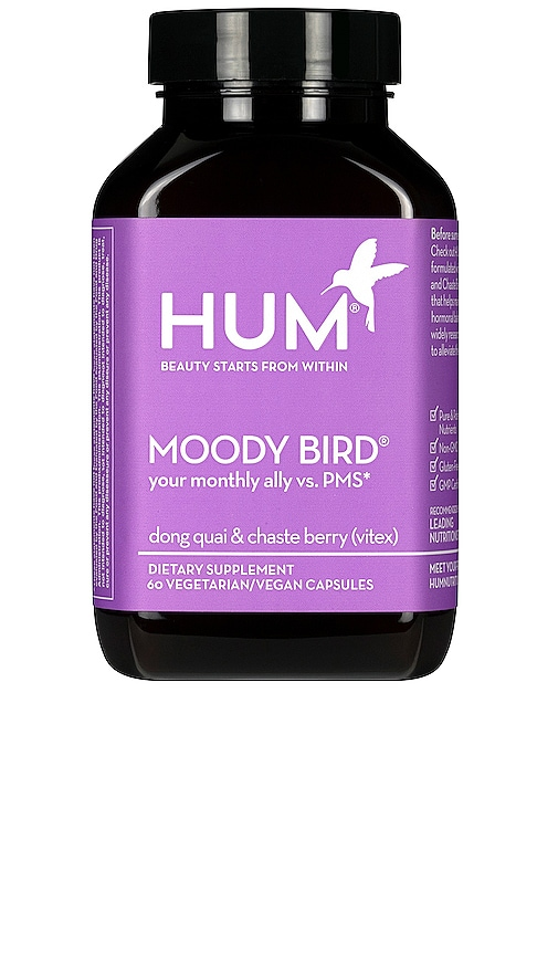 Moody Bird PMS Support Supplement