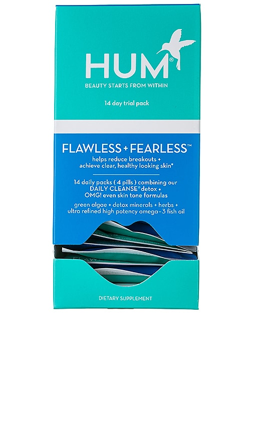 FLAWLESS AND FEARLESS SUPPLEMENT